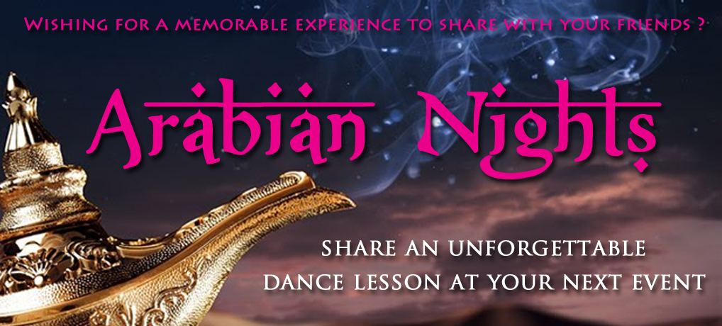 Arabian Nights: Memorable Belly Dancing Lessons for Your Next Event