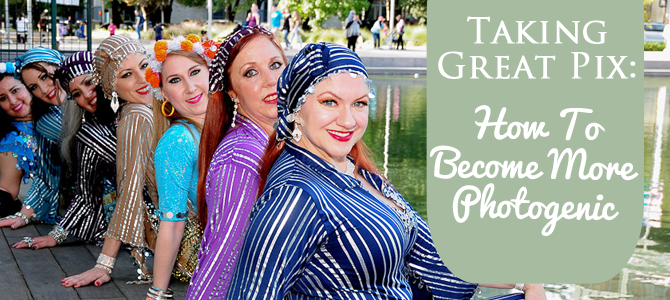 Taking Great Pix: How to Become More Photogenic