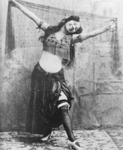 History of Belly Dancing Ashea Wabe Little Egypt
