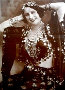 History of Belly Dancing Badia Masabni