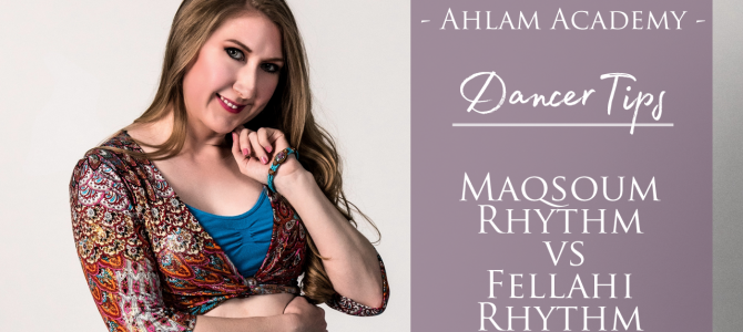 Maqsoum Rhythm vs Fellahi Rhythm