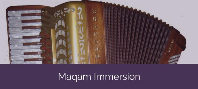 Maqam Immersion