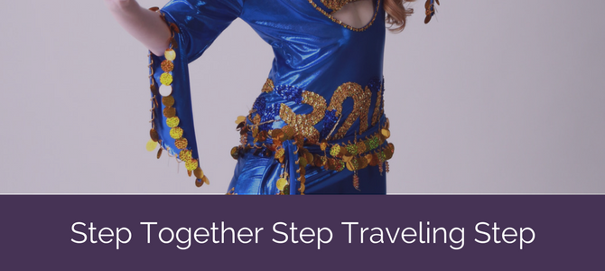 How to do the Step Together Step Traveling Step